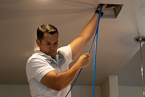 Jeremy Diaz, Certified Air Duct Technician