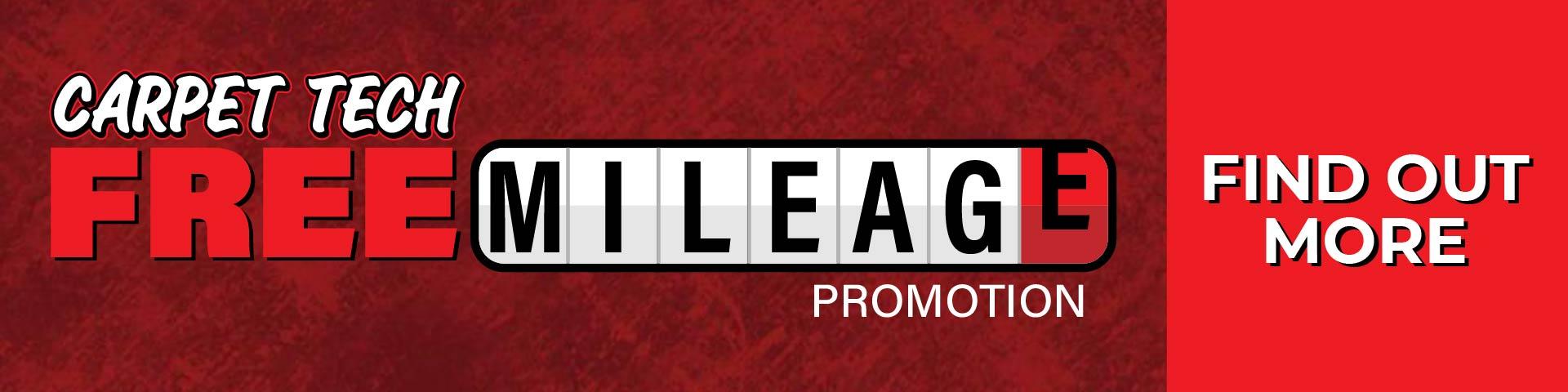 FREE Mileage Promotion