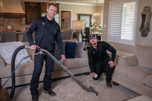 Carpet Cleaning Team